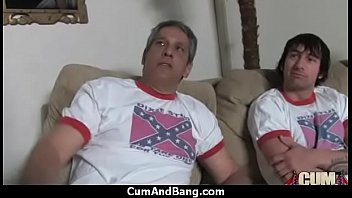 black group sex bisexual Dad fucks his son in front of mom
