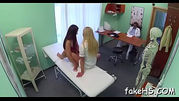 in banging hospital fake doctor patient busty Big boobs wife homemade sex