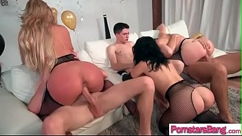 sex is librarian blonde phoenix heat marie in Tricked my gf and blindfold wife