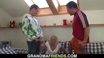 old boy twinks blonde Shemale fucks his asshole