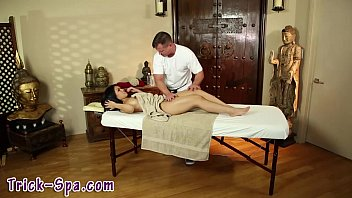 woman asian massaging Wife and husband film