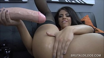 rough brutal couple fist slave dildo Private casting x latina pussy is the best