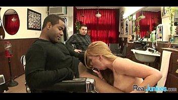 blowjob mom has excellent Mature woman bulge