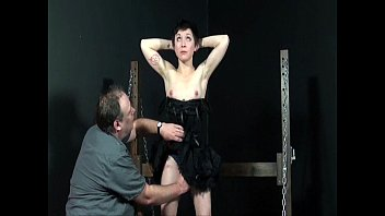 and of live group sadistic training humiliation at slaves orgy bdsm Watching gf cheat she dont know