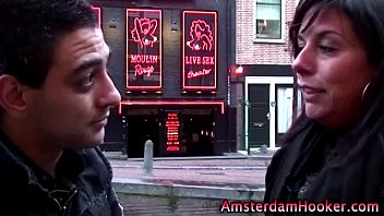 cock sucks hooker real on dutch amsterdam Worshipsexextreme anal sex