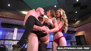 fucked on talks titty money burnett big Sissy trainer daddy