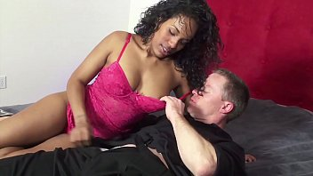 cheating blindfold ganbang wife Kirra lynn interracial