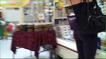 public pants yoga jerking Indian maid n owner
