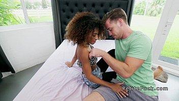 of takes friend ebony lesbian advantage Girl touch her pussy in plane
