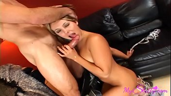 surrounded wife men by masturbating Tow huge tit