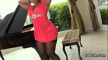 black ebony tropicaltease Adulto y nias