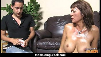 mom caught you angry Topless in public