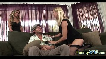 and daughter threesome daddy mother fucks Ben dover housewife tracey