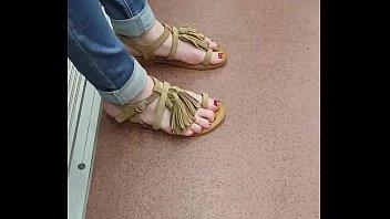 rains feet alana Raped very badely