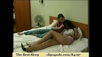 fucked dad sleeping his and mommy son Vchsnge room voyeur