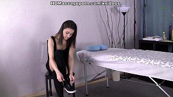 massage hairy girl Peta jensen group