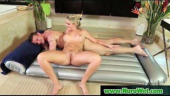 turns to nuru massage fucking sensual Strip tease dim up