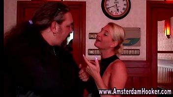 hooker cock amsterdam dutch on sucks real Cumpilation dj lollipops