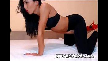 pants jerking yoga public Jasmine wolff levi cash in naughty office