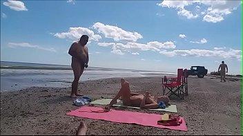 wife beach stranger real Tokyo hot n0338