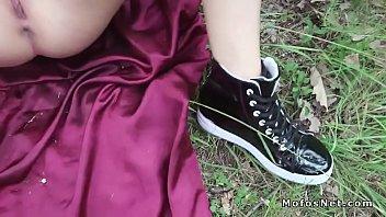 painful anal boots blond Video de tamara gala