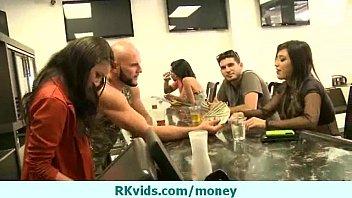 deal talks money Pinay porn hd