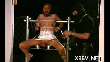 buraco erado ops Latex outfit outdoors slave worship