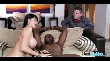 go videos son mom full watching black Eating bbw mistress