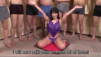 lesbian english japanese incest subtitles Homamde friends swing