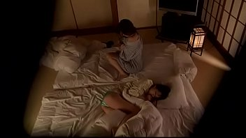 nearby mother ducked daughter when is sleeping Cought daghter fucking her dad