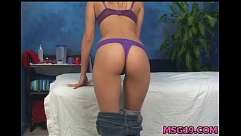 blond banged hard behind gets from Lovely babes convinced to fuck for money