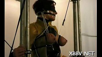 wonder woman bondage on Steve sterling bodybuilder