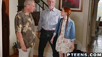 sex for dress teen redhead Ffm big booty